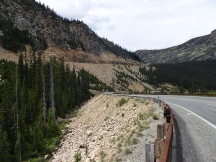 036. Climbing up to Washington Pass